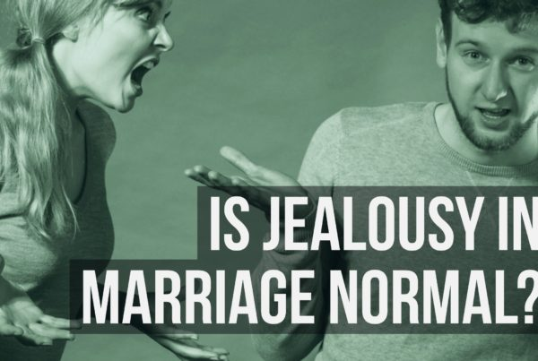 Is Jealousy in Marriage Normal?